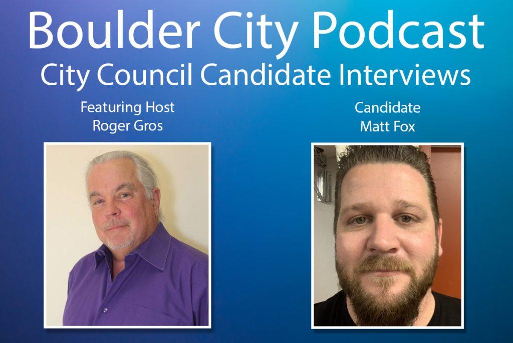 Candidate Podcast Fox Boulder City, NV