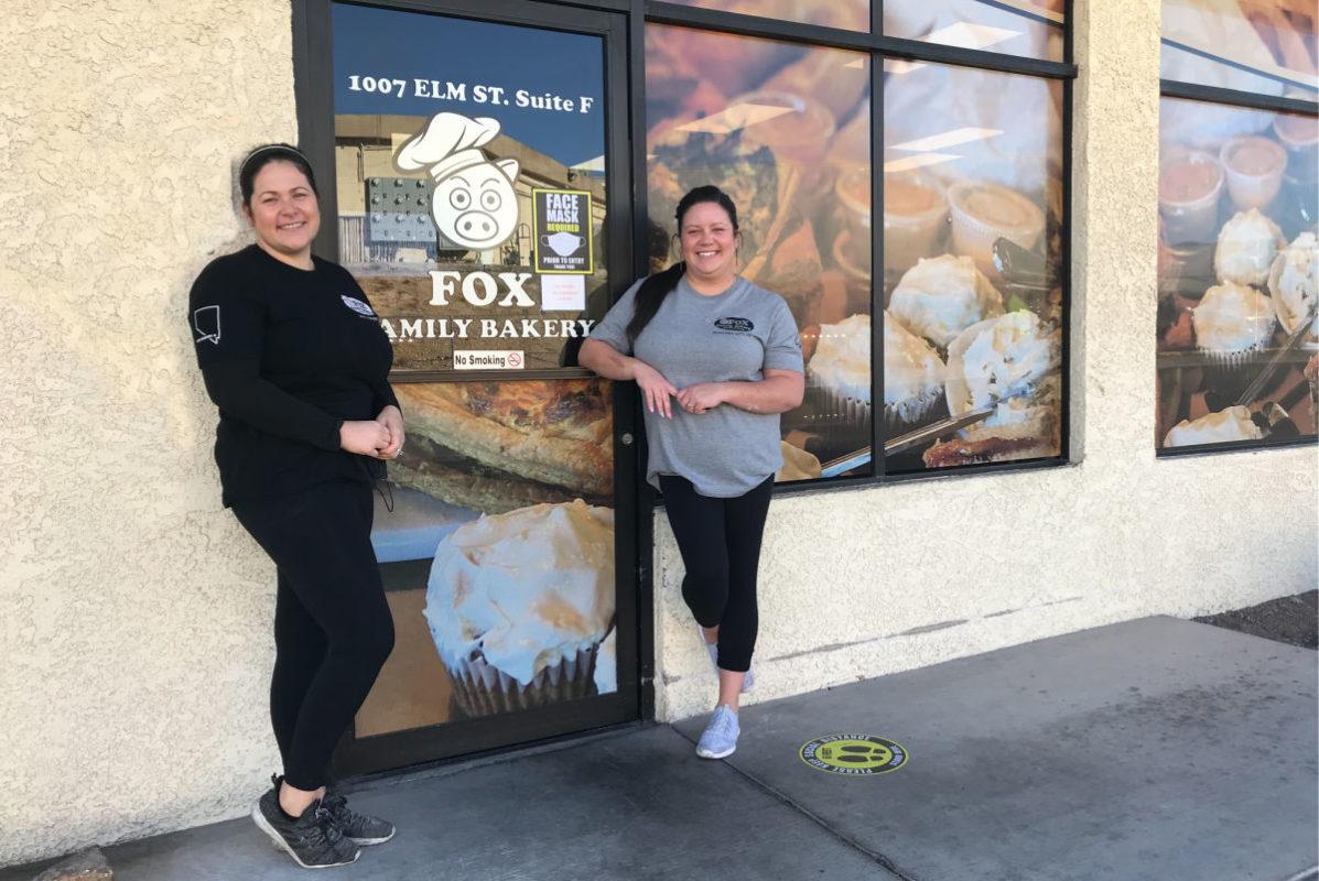 Fox Family Bakery Boulder City, Nevada