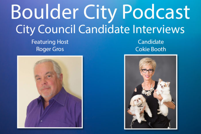 Podcast Cokie Booth Boulder City, Nevada
