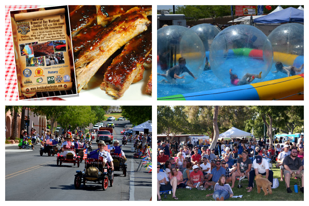 Events in Boulder City, Nevada