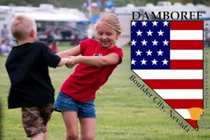 2013 July 4th Damboree in Boulder City, Nevada