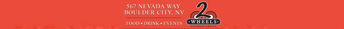 2Wheels Biz News Header Boulder City, NV
