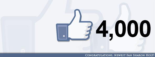 4,000th Facebook Fan on Boulder City Social