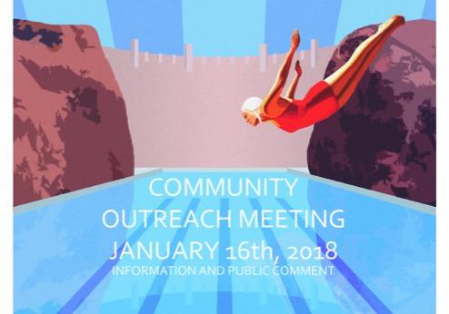 Aquatic Center Community Outreach Boulder City, NV