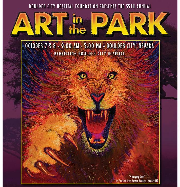 Art In The Park 2017 Boulder City, NV