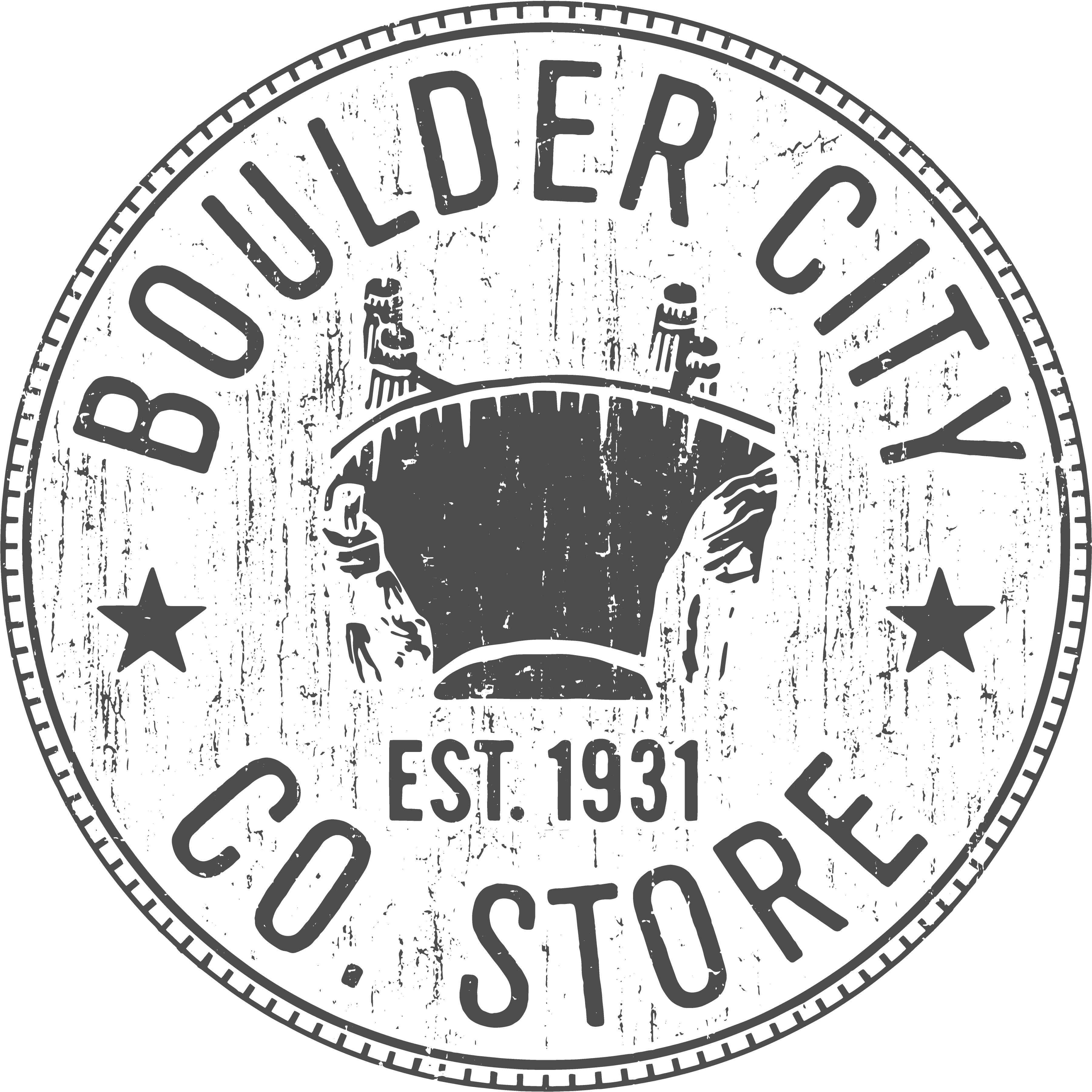 Boulder City Co. Store Logo Boulder City, NV