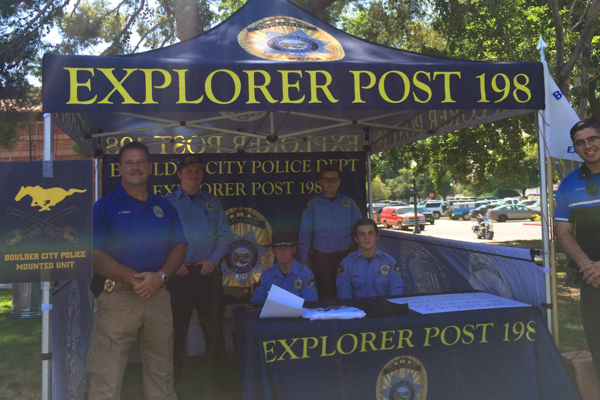 Boulder City, NV Explorer Unit