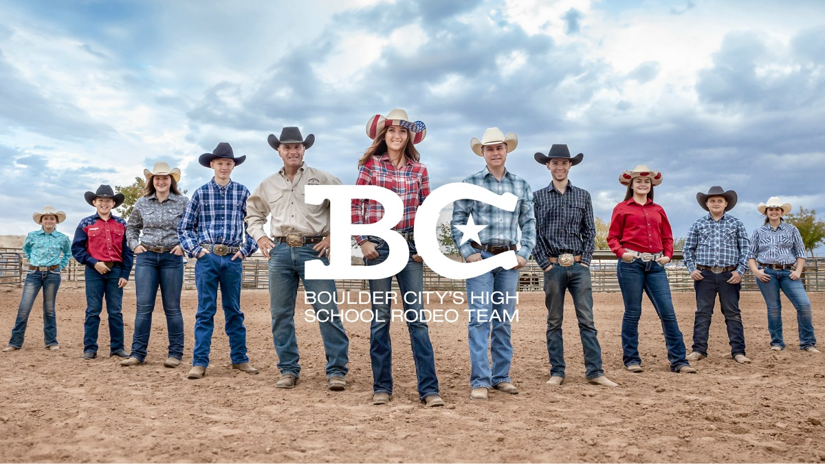 BCHS Rodeo Team Boulder City, NV