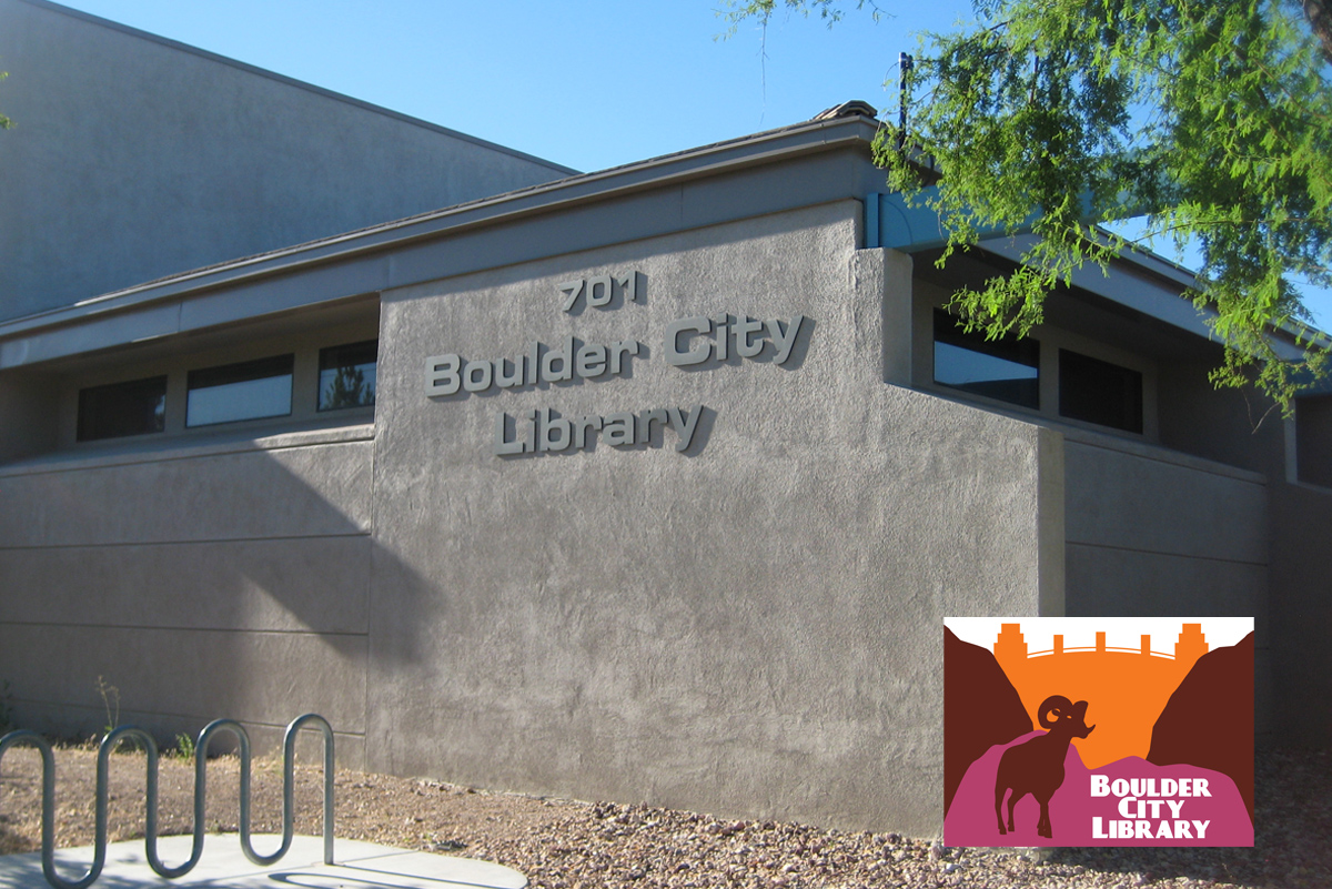 BC Library Board Member Hunt Boulder City, Nevada