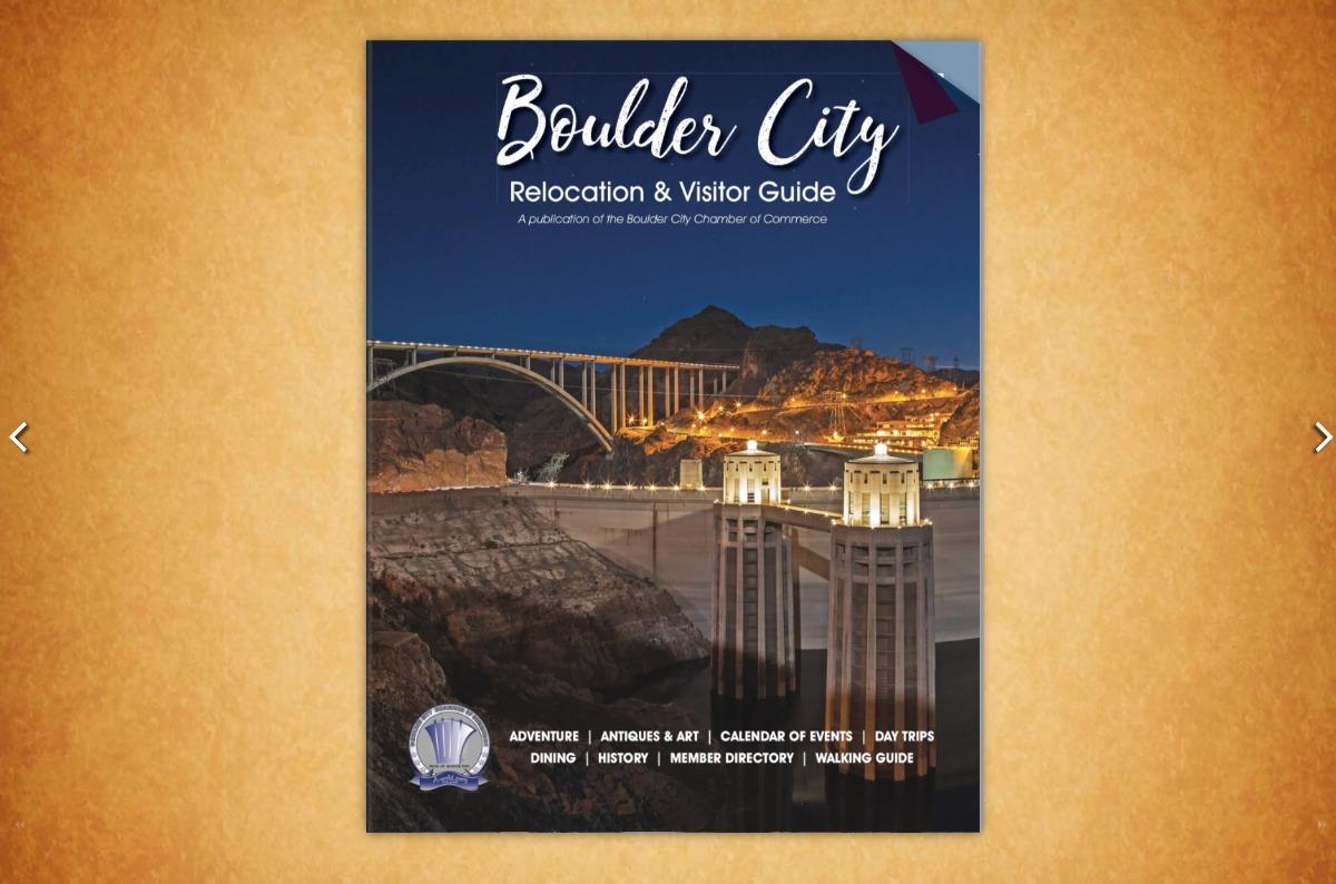 Boulder City, NV Relocation Visitor Guide