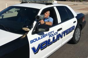 Volunteer Police Boulder City, Nevada