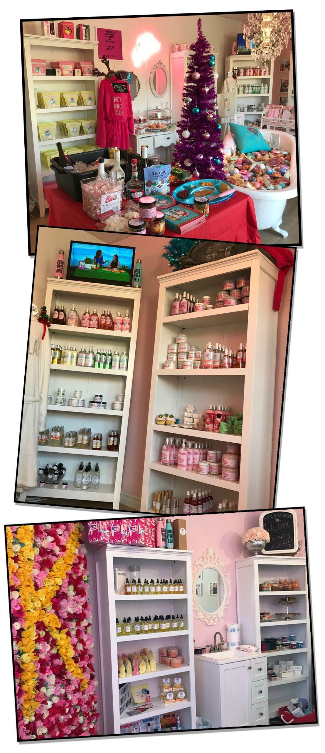 Beauty Kitchen Collage Boulder City, NV