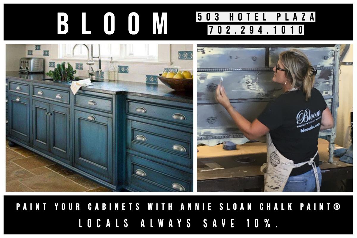 Bloom June Post Boulder City, Nevada