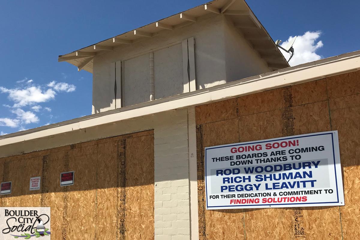 Browder Building News Boulder City, Nevada