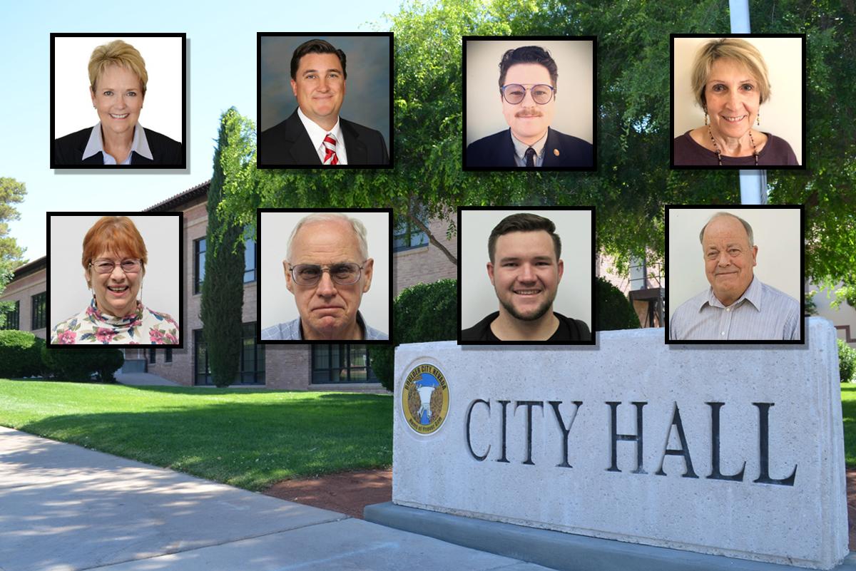 City Council Candidate Forum Boulder City, Nevada