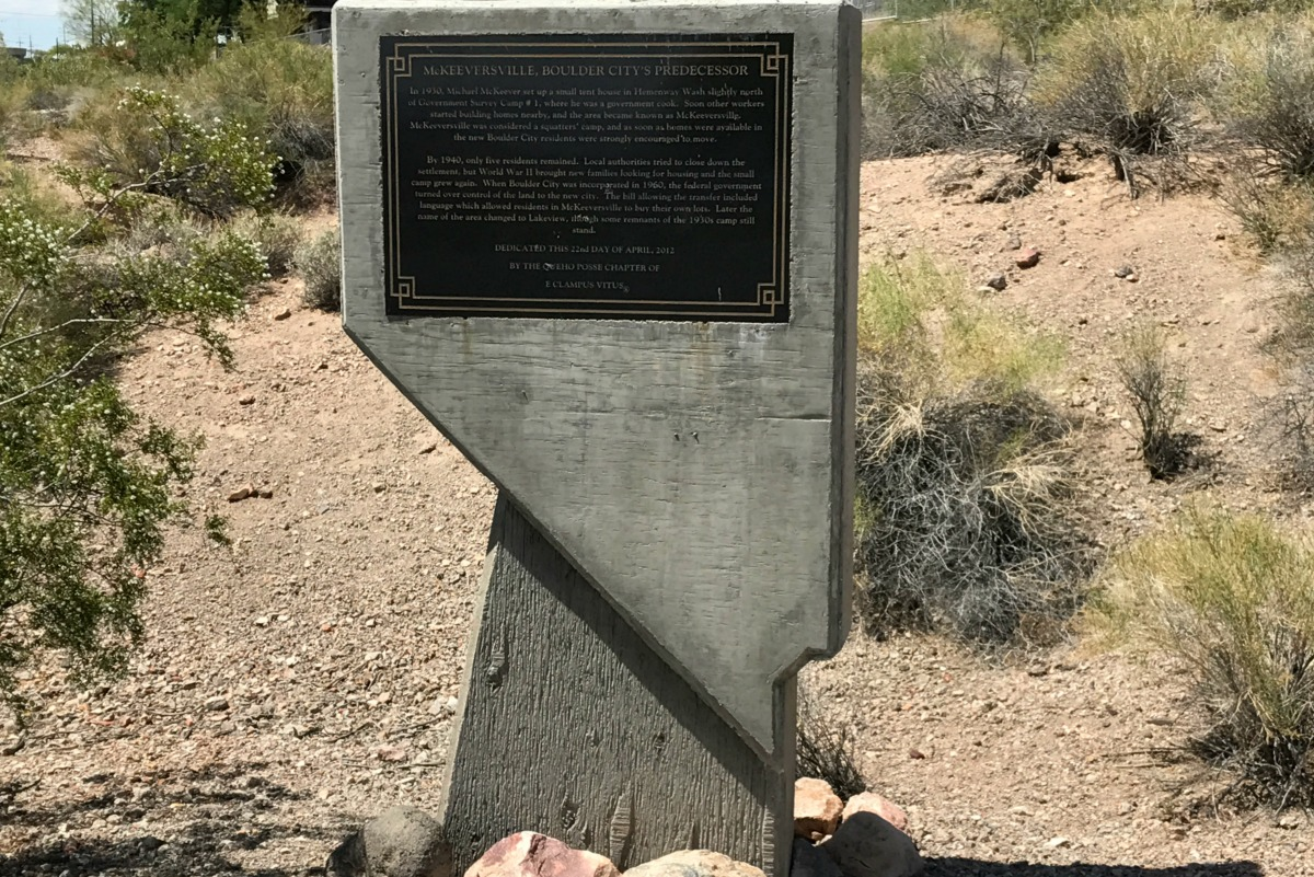 Clamper Post 4 Lakeview Trail Boulder City, NV