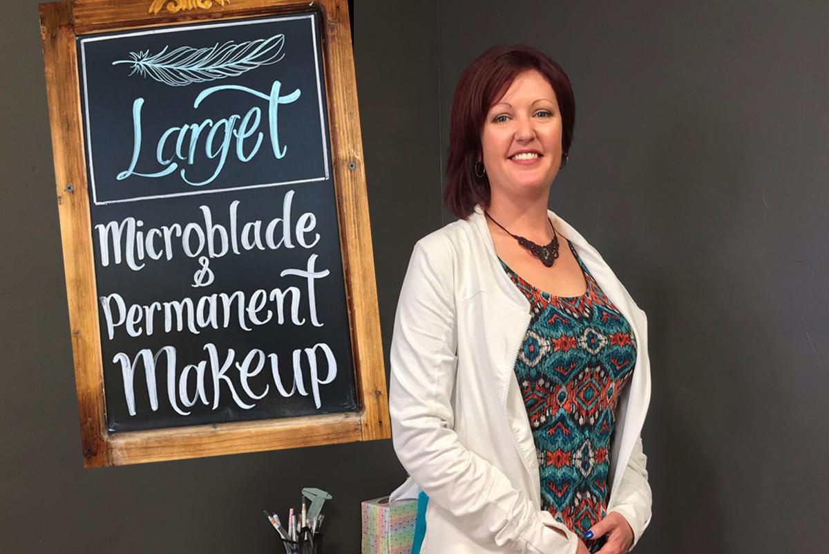 Dani Larget Permanent Makeup Tatoo Boulder City, NV