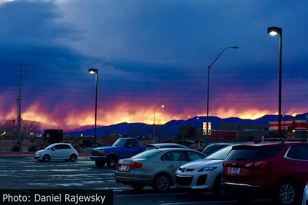 Daniel Rajewsky Fan Photo Boulder City, NV