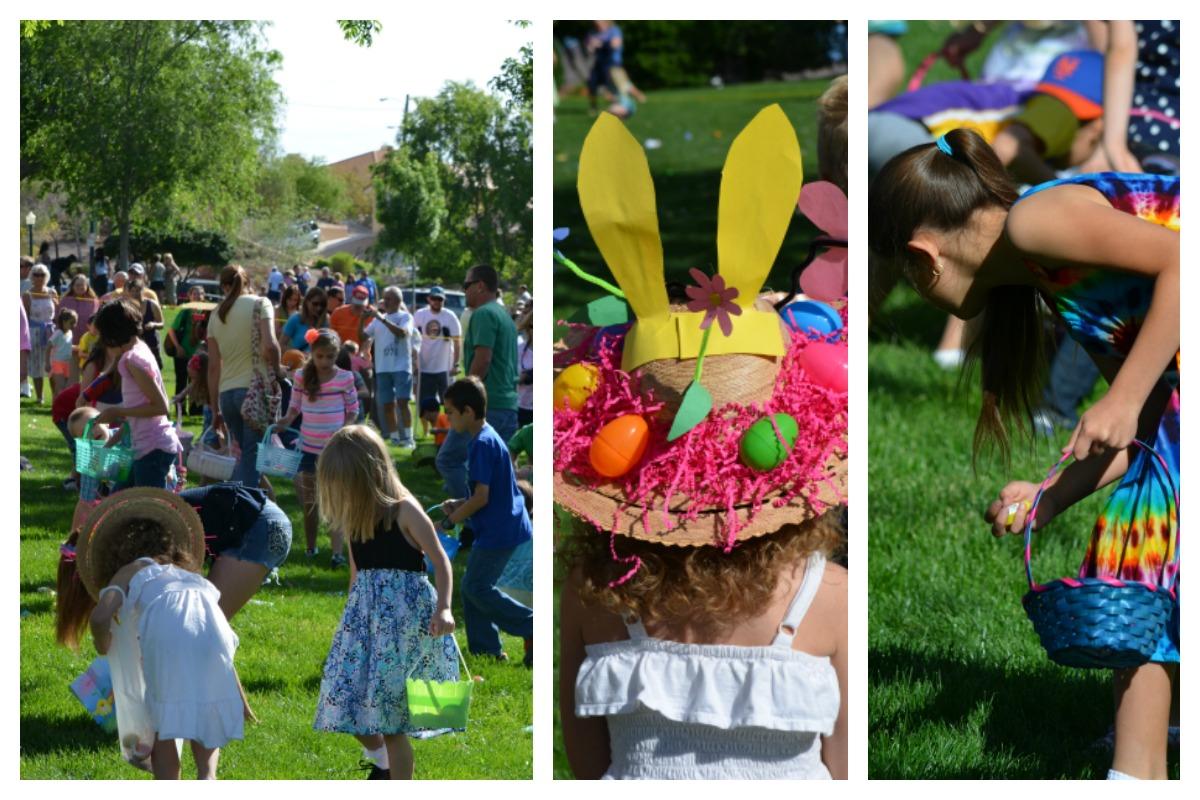 Easter Egg Hunt 2019 Boulder City, Nevada