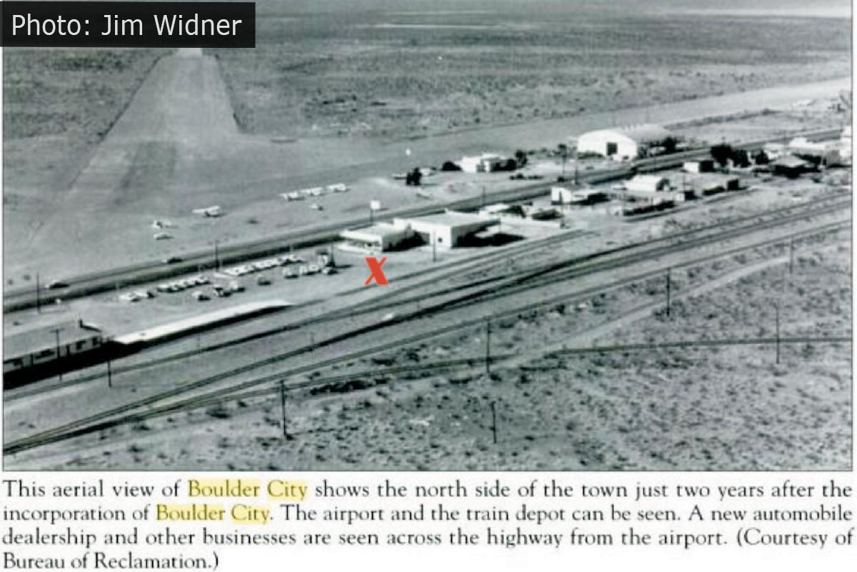 Fan Photo Jim Widner Boulder City, Nevada
