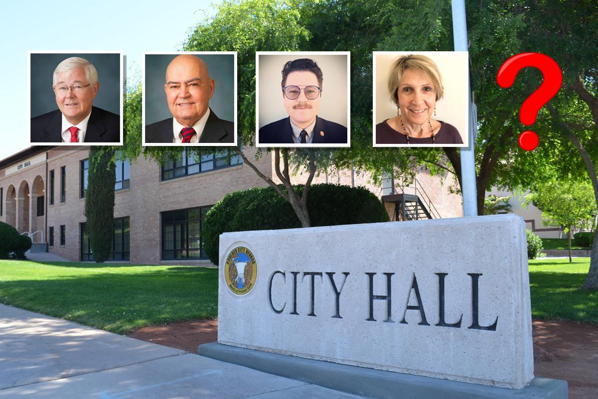 First New Council Meeting Boulder City, Nevada
