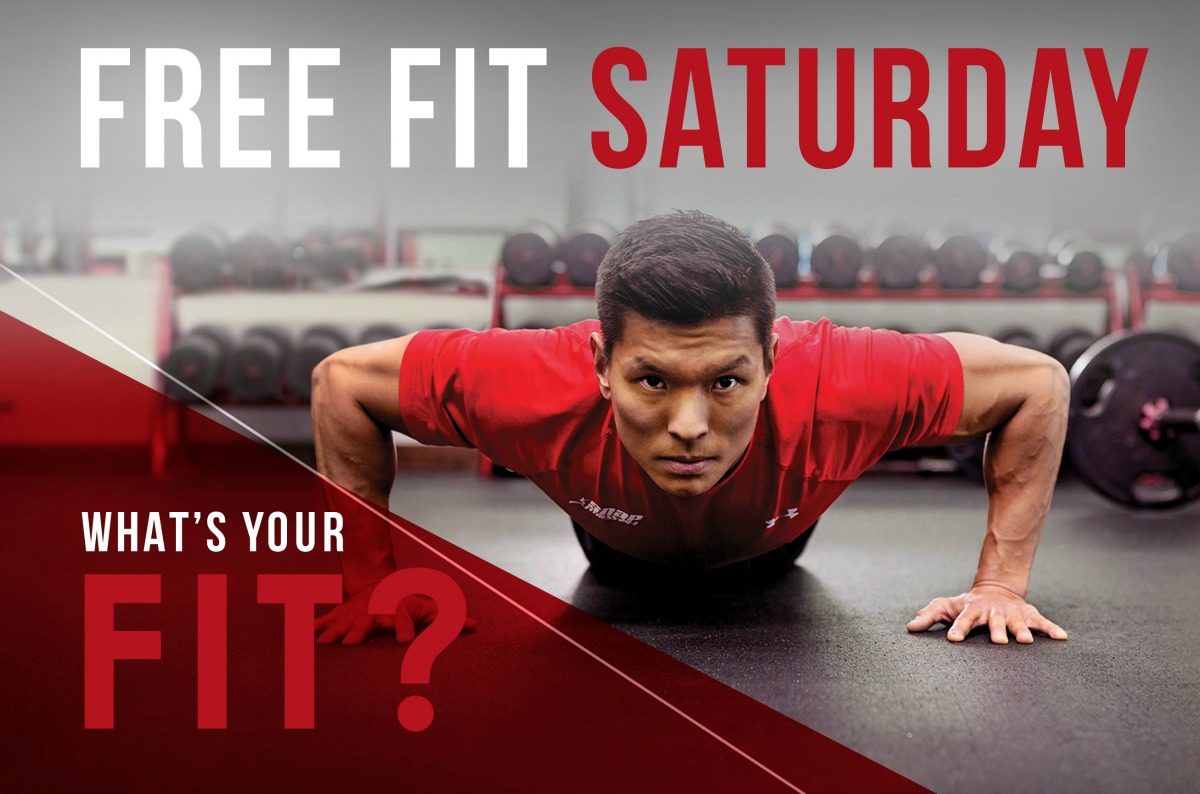 Snap Fitness Free Fit Saturday Boulder City, NV