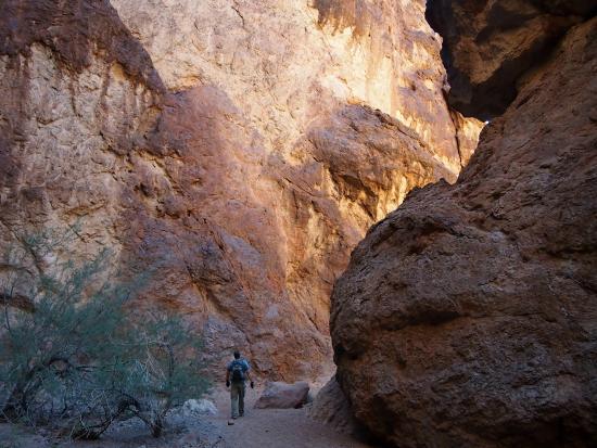 Gold Strike Canyon Seasonal Closure Boulder City, NV