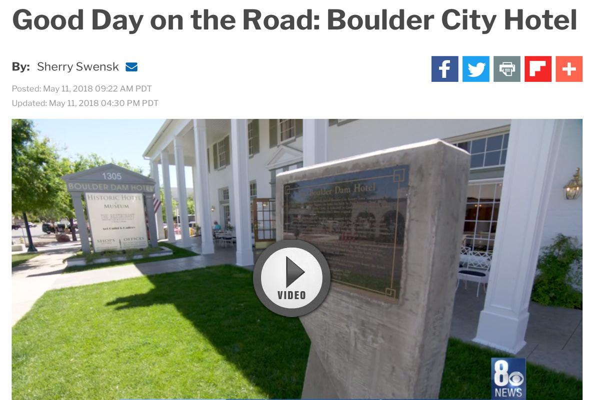 Good DayRoad BC Hotel Boulder City, Nevada
