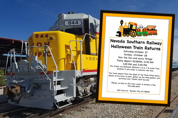 Halloween Express Returns Boulder City, Nevada
