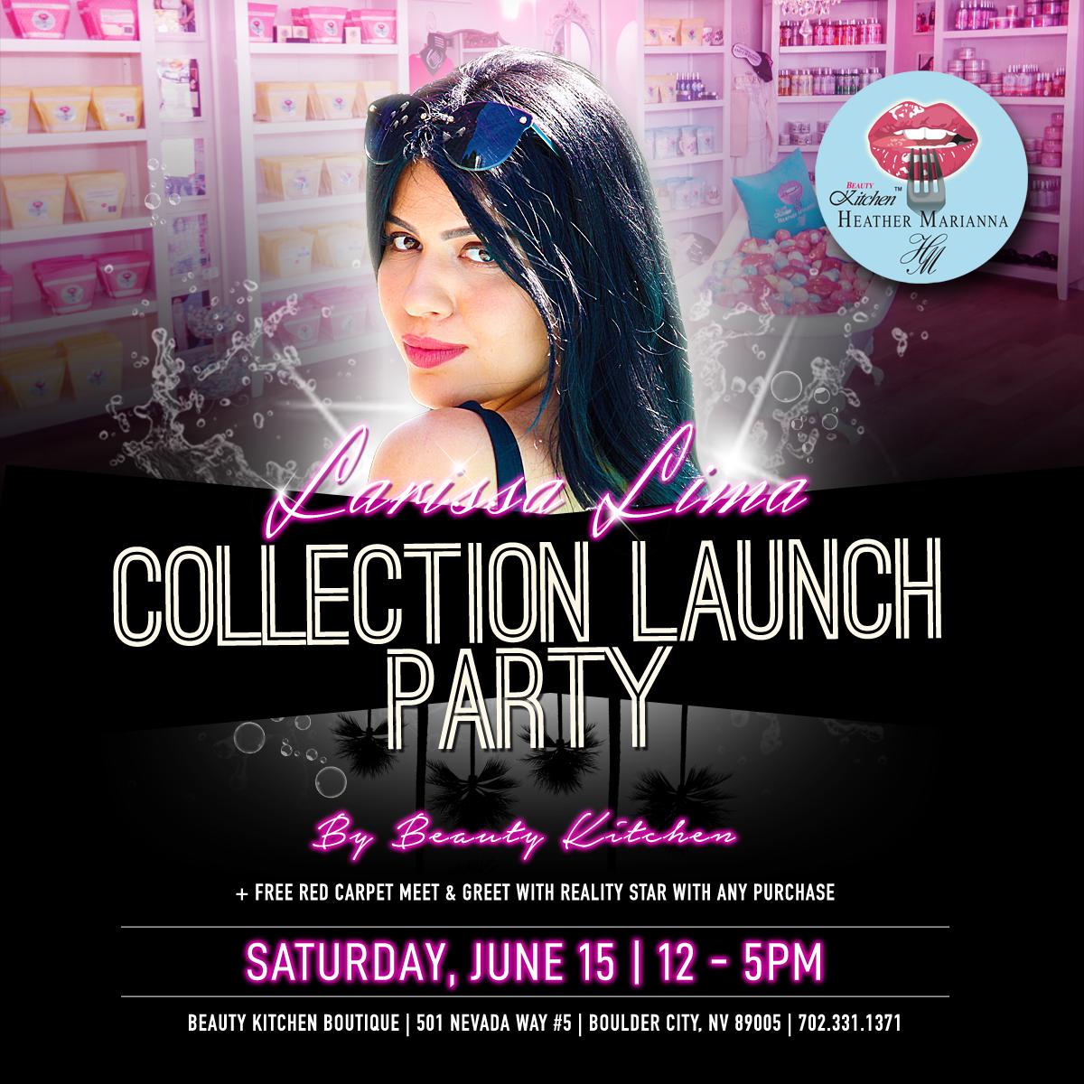 Beauty Kitchen Event Boulder City, NV