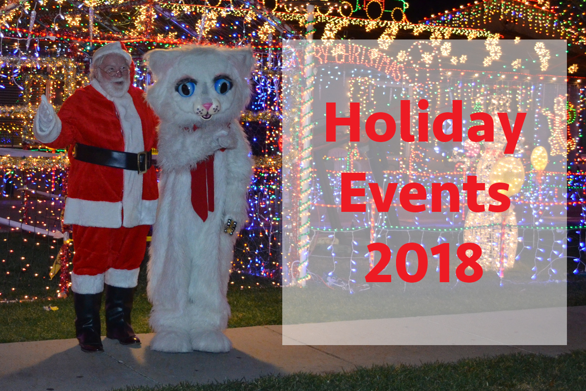 Holiday Events 2018 Boulder City, Nevada