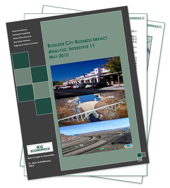 I-11 Boulder City Impact Report 2015