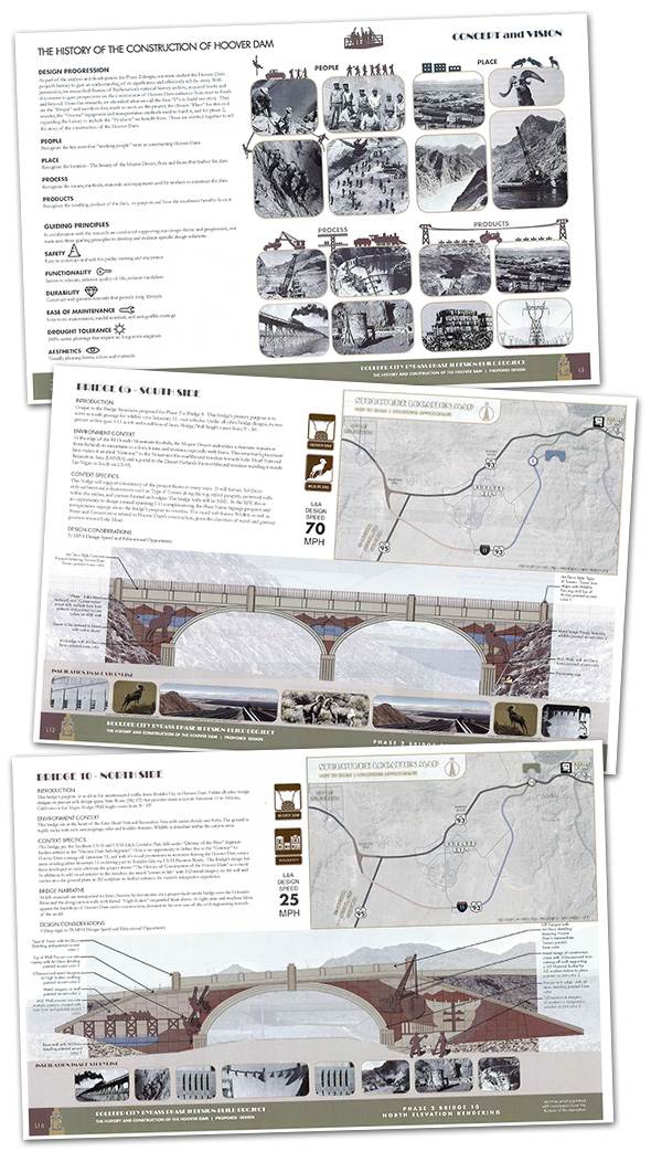 I-11 Proposed Design in Boulder City, Nevada
