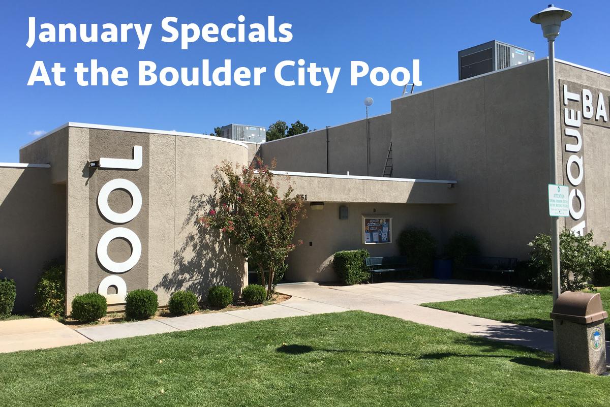 Jan Specials BC Pool Boulder City, Nevada