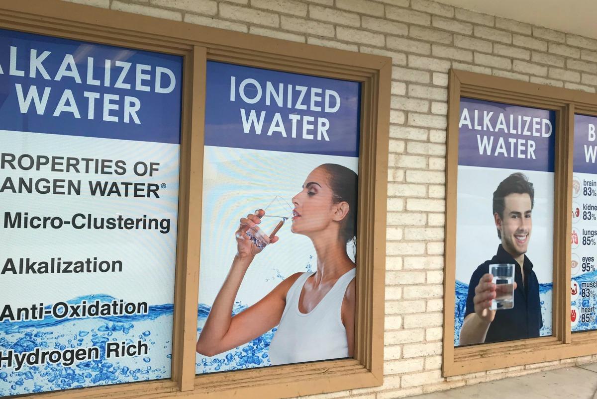 Kangen Water Store Opening Boulder City, NV