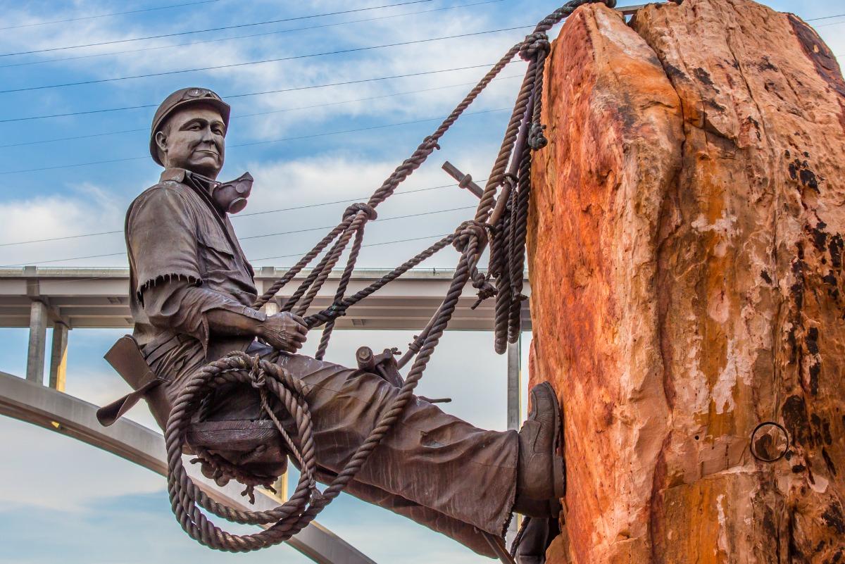 Labor Day 2018 High Scaler Monument Boulder City, NV