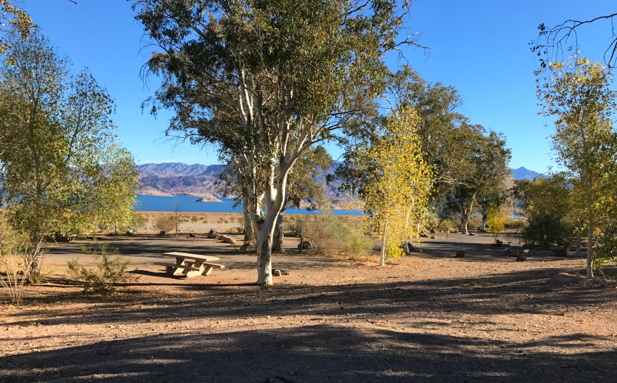 Lake Mead Campground Boulder City, NV