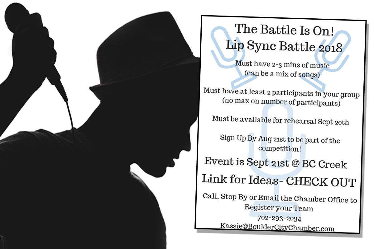 Lip Synch Battle Boulder City, Nevada