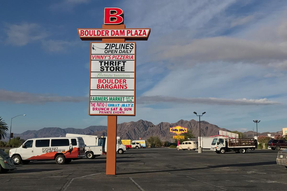 Marshal to Boulder Dam Plaza Boulder City, NV