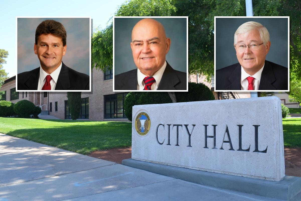 Mayor Candidate Forum Boulder City, Nevada