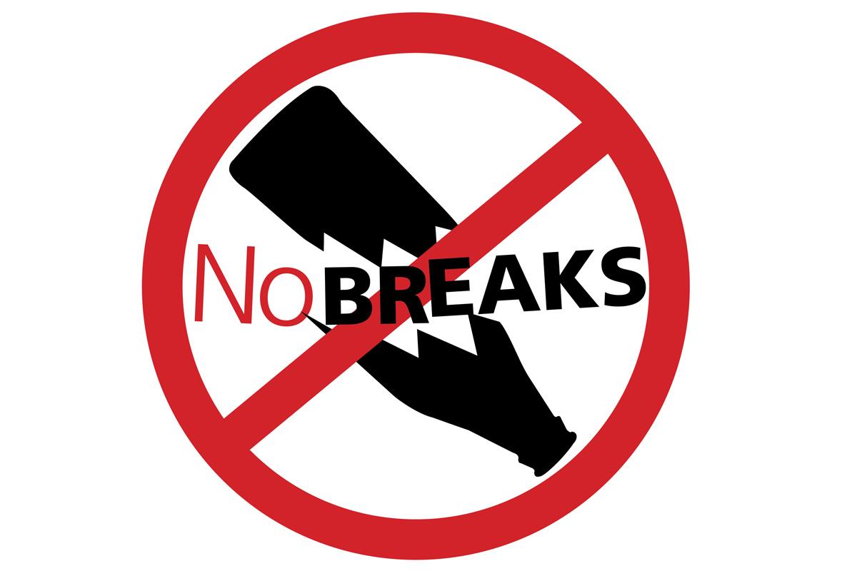 No Breaks Lake Mead Boulder City, NV