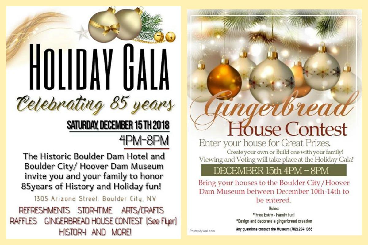 Boulder Dam Gala Collage Boulder City, NV