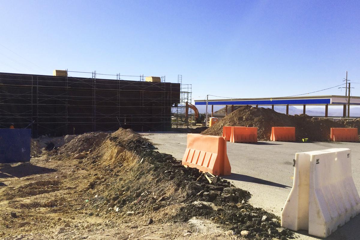 Progresson Rail Pass Station Boulder City, NV