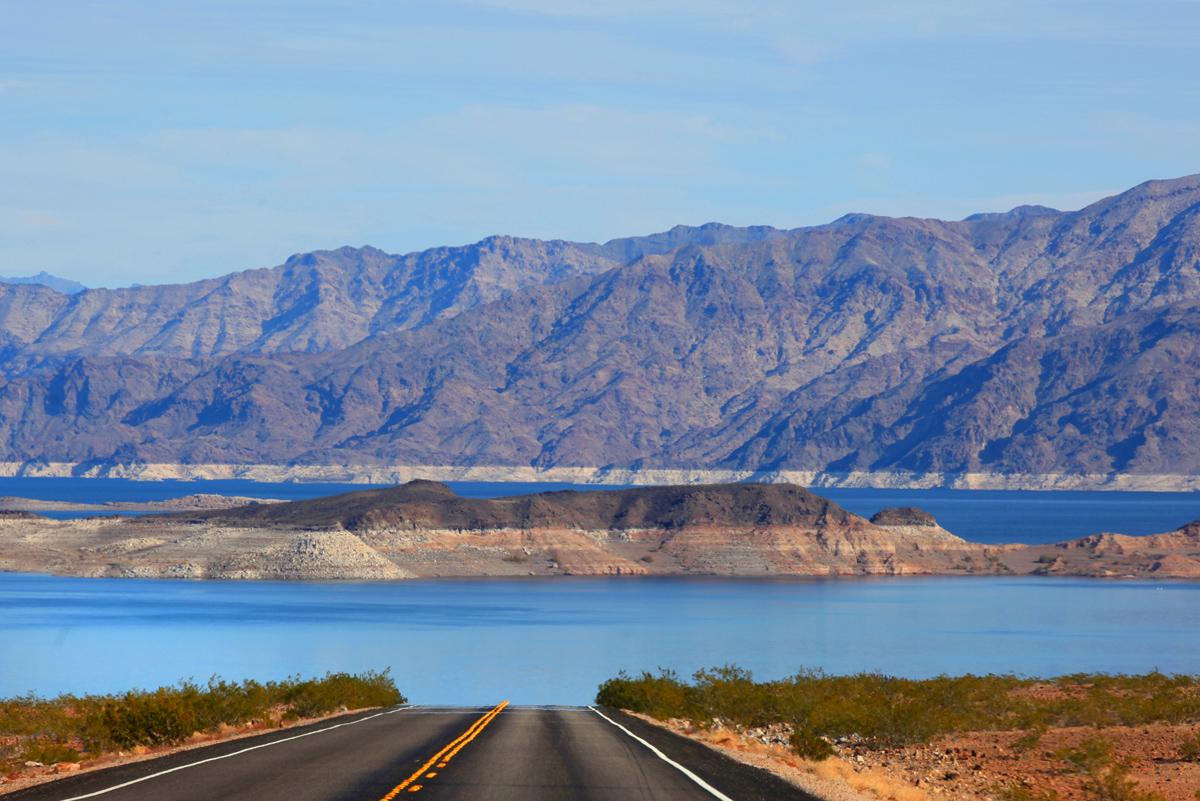 Road To Lake Mead Volunteer Boulder City, NV