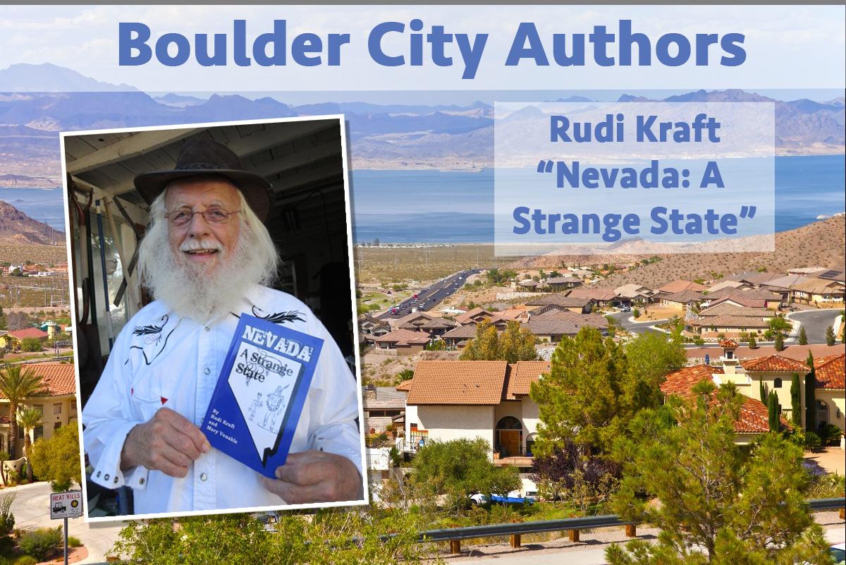 Rudi Kraft BC Authors Boulder City, NV