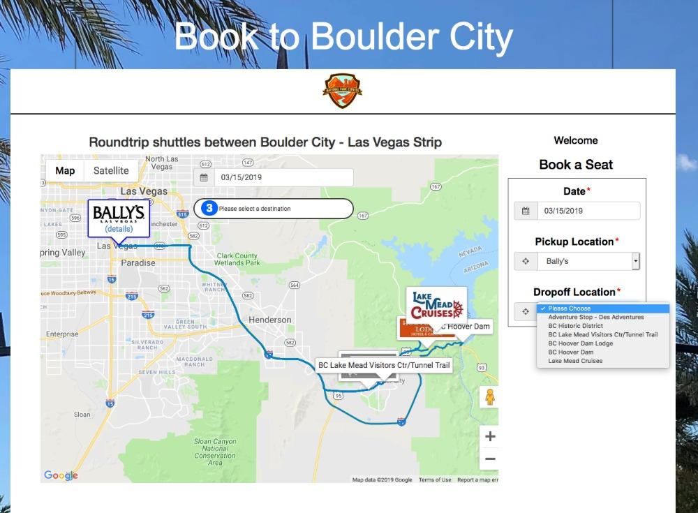 Boulder City, Nevada Boulder City Express