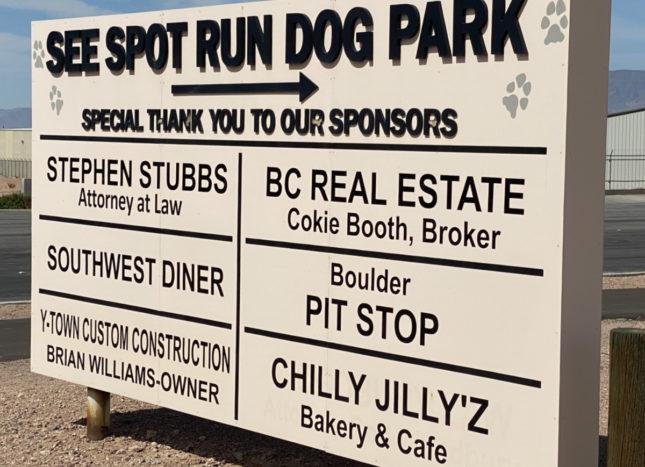 See Spot Run Boulder City, NV