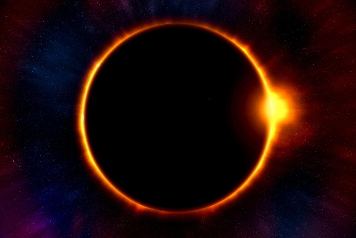 Solar Eclipse 2017 Boulder City Nevada