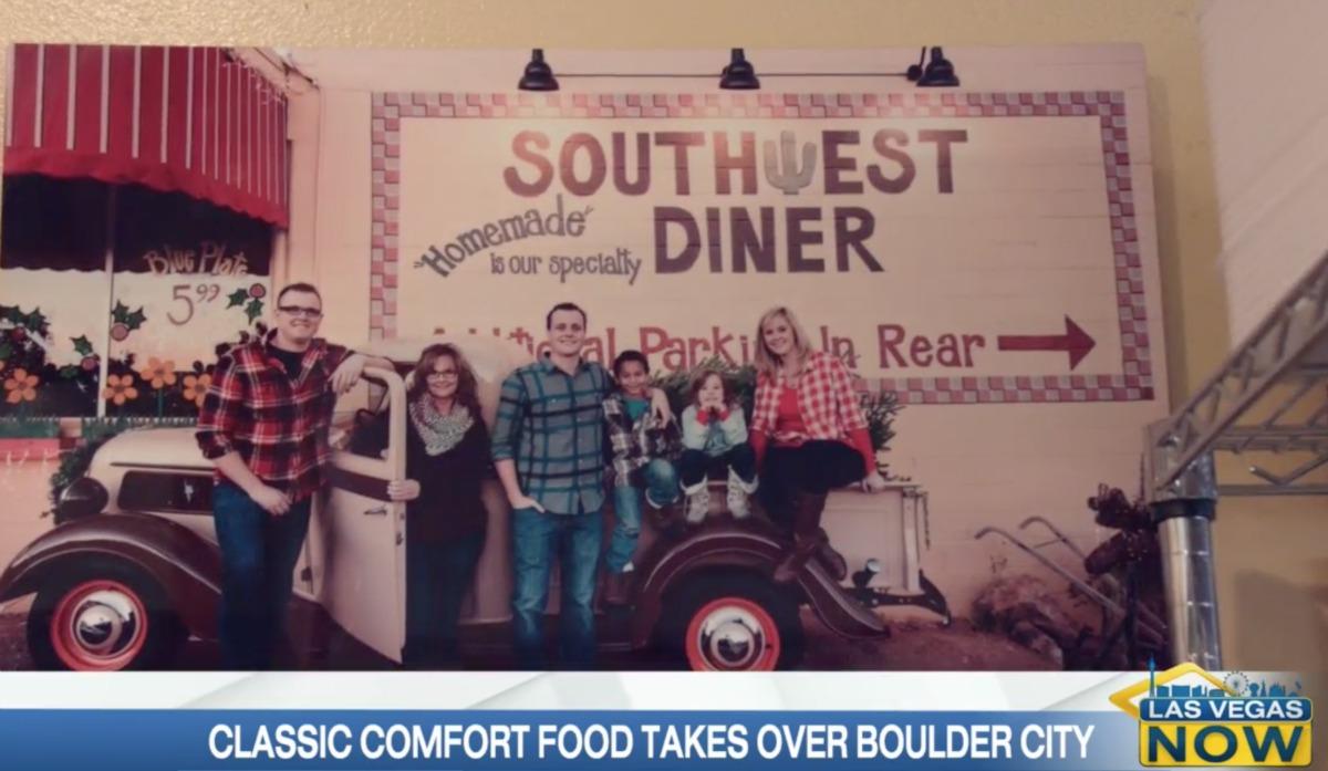Southwest Diner Commercial Boulder City, NV
