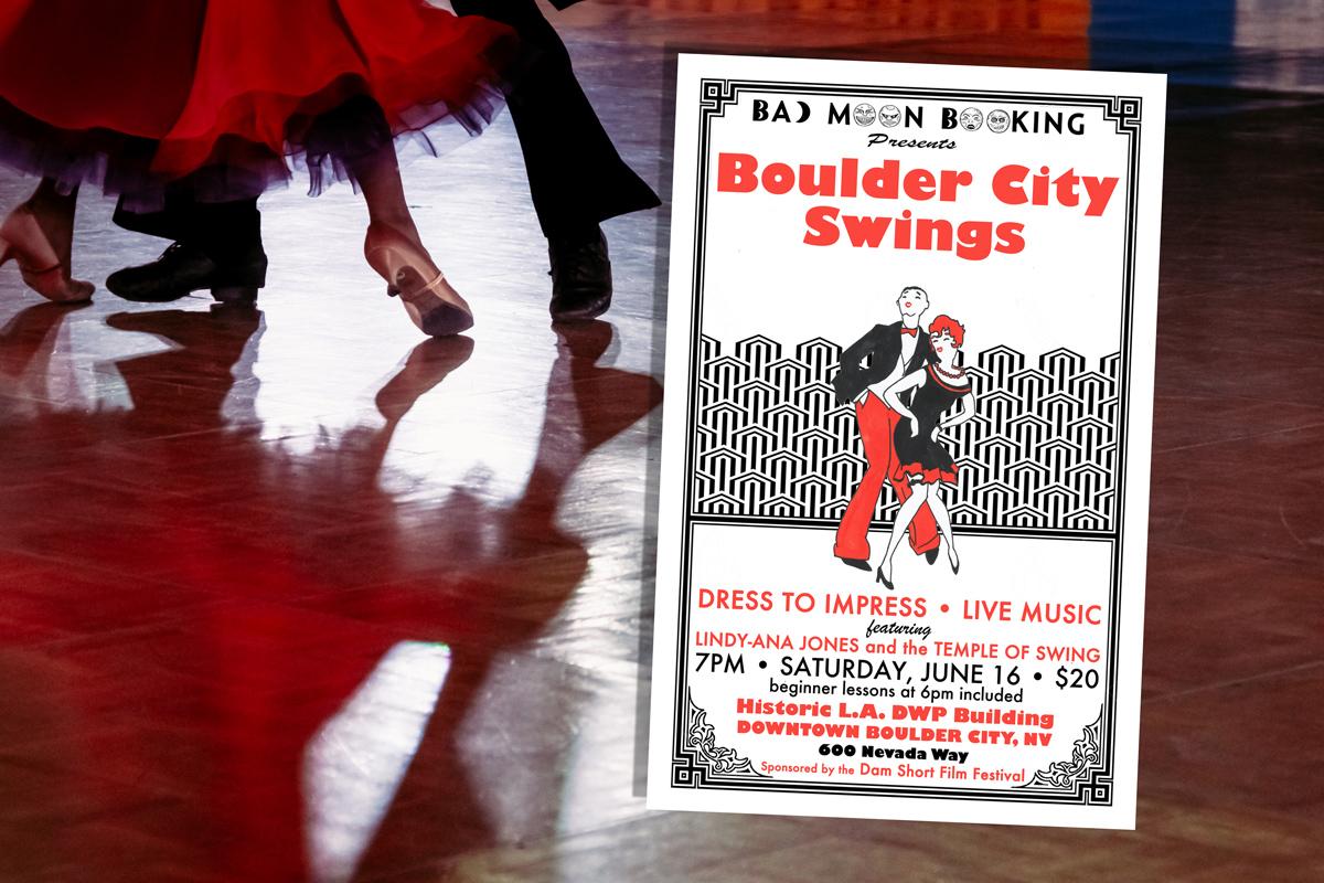 Swing Event Boulder City, Nevada